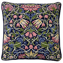 Buy Bothy Threads William Morris Bell Flower Printed Canvas Tapestry Kit Online at johnlewis.com