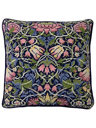 Bothy Threads William Morris Bell Flower Printed Canvas Tapestry Kit