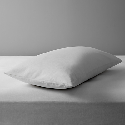 John Lewis & Partners Specialist Synthetic Temperature Regulating Waterproof Standard Pillow Protector