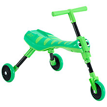 Buy Mookie Scuttlebug Trike, Grasshopper Online at johnlewis.com
