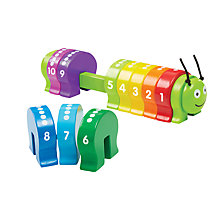 Buy Melissa & Doug Counting Caterpillar Online at johnlewis.com