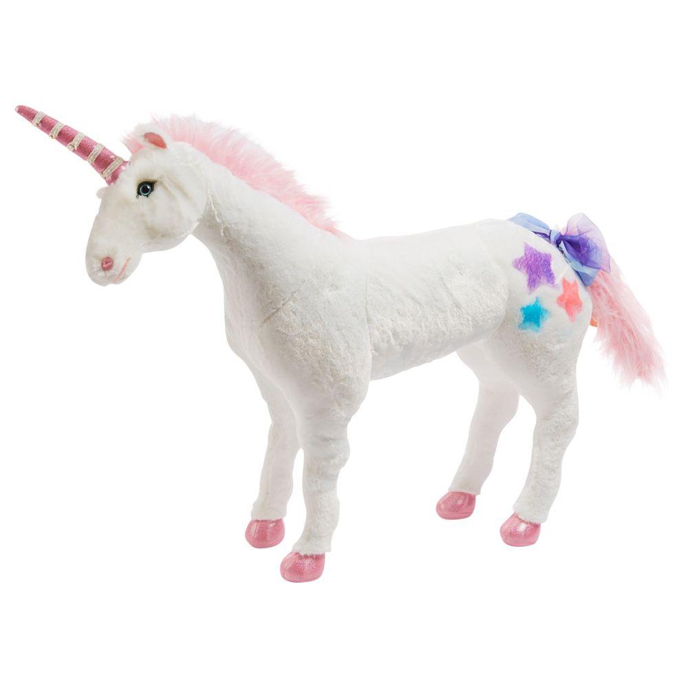Melissa & Doug Melissa & Doug Unicorn Plush Soft Toy