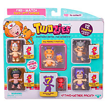 Buy Twozies Baby and Pets Two-Gether Pack Online at johnlewis.com