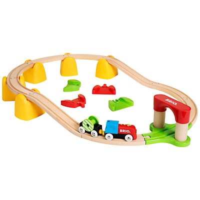 Brio My First Railway Battery Operated Train Set