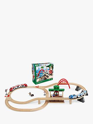 Brio World Travel Switching Train Set
