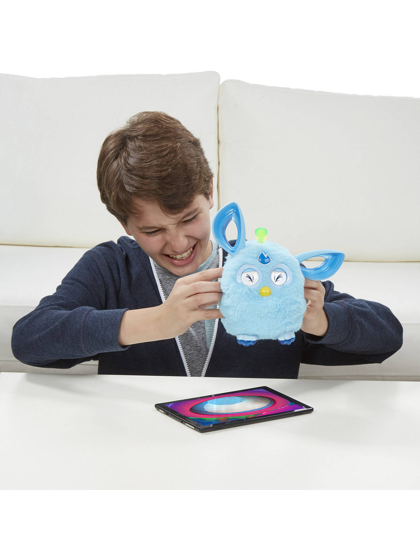 Buy Furby Connect, Blue Online at johnlewis.com