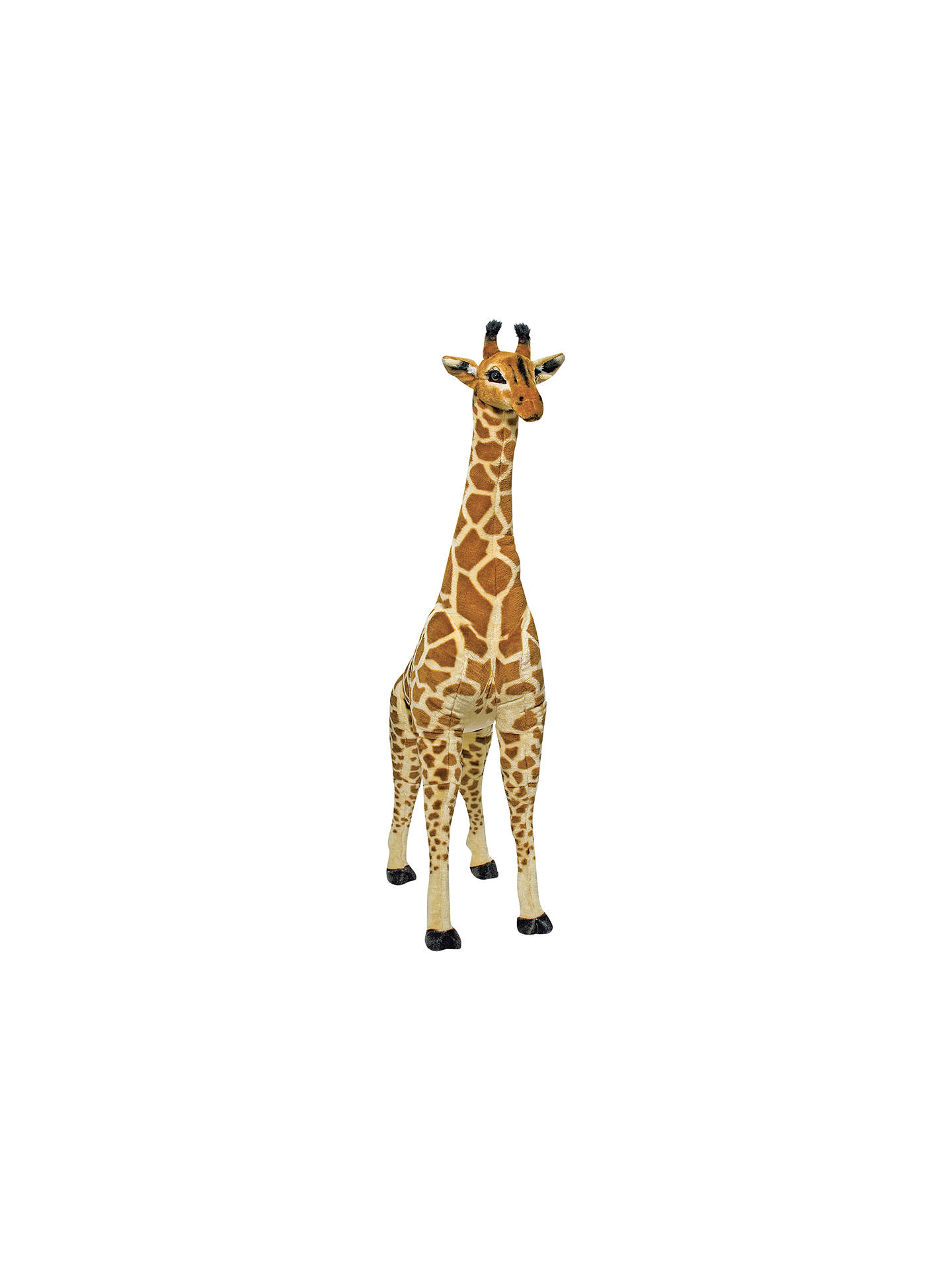 Melissa Doug Giraffe Plush Soft Toy
