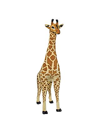 Melissa & Doug Giraffe Plush Soft Toy