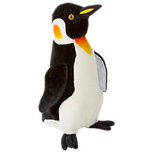 Buy Melissa & Doug Penguin Plush Soft Toy Online at johnlewis.com