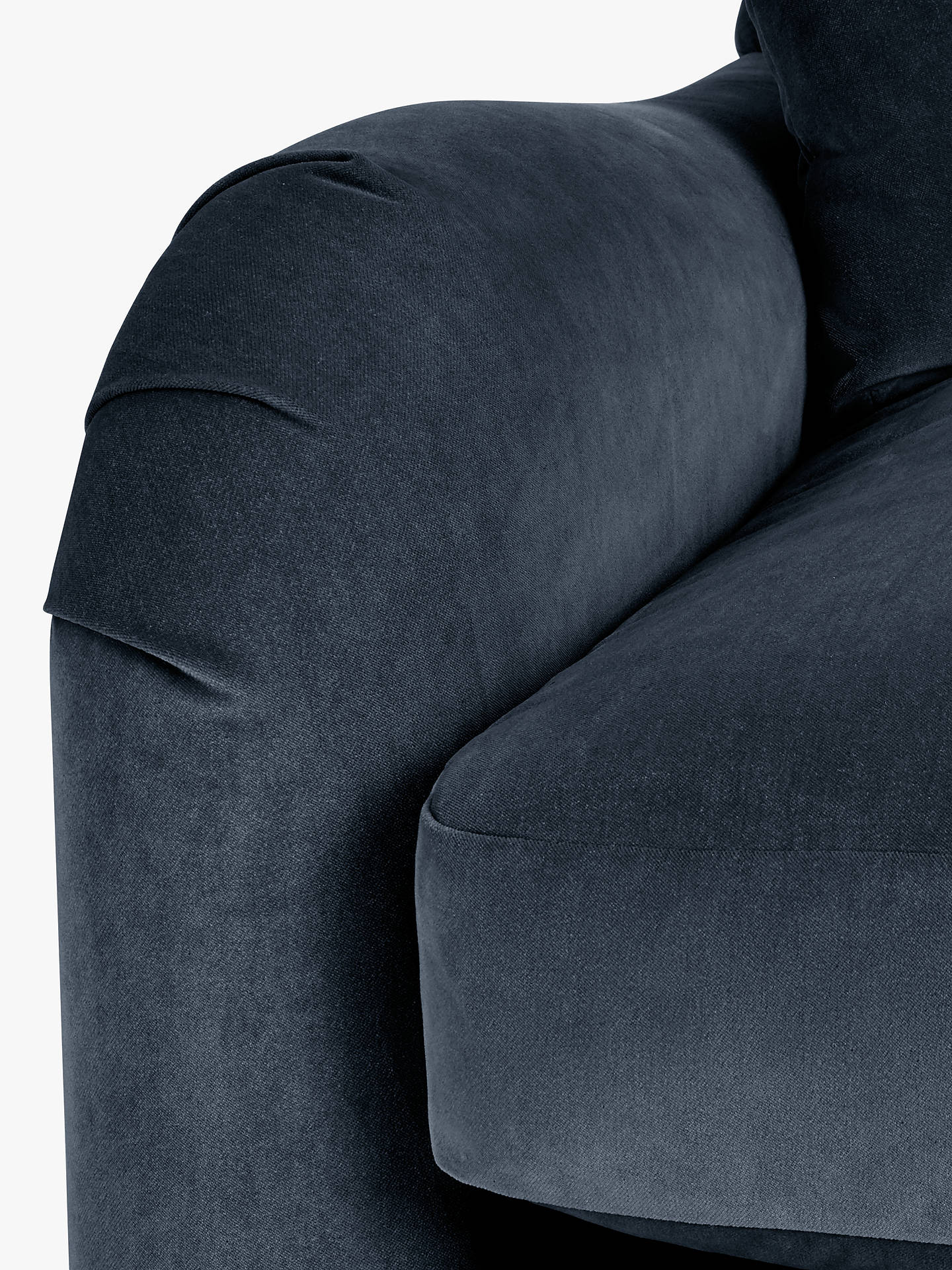 Buy Crumble Snuggler by Loaf at John Lewis, Clever Velvet Liquorice Online at johnlewis.com