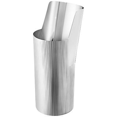 Georg Jensen Urkiola Tall Vase, H30.5cm
