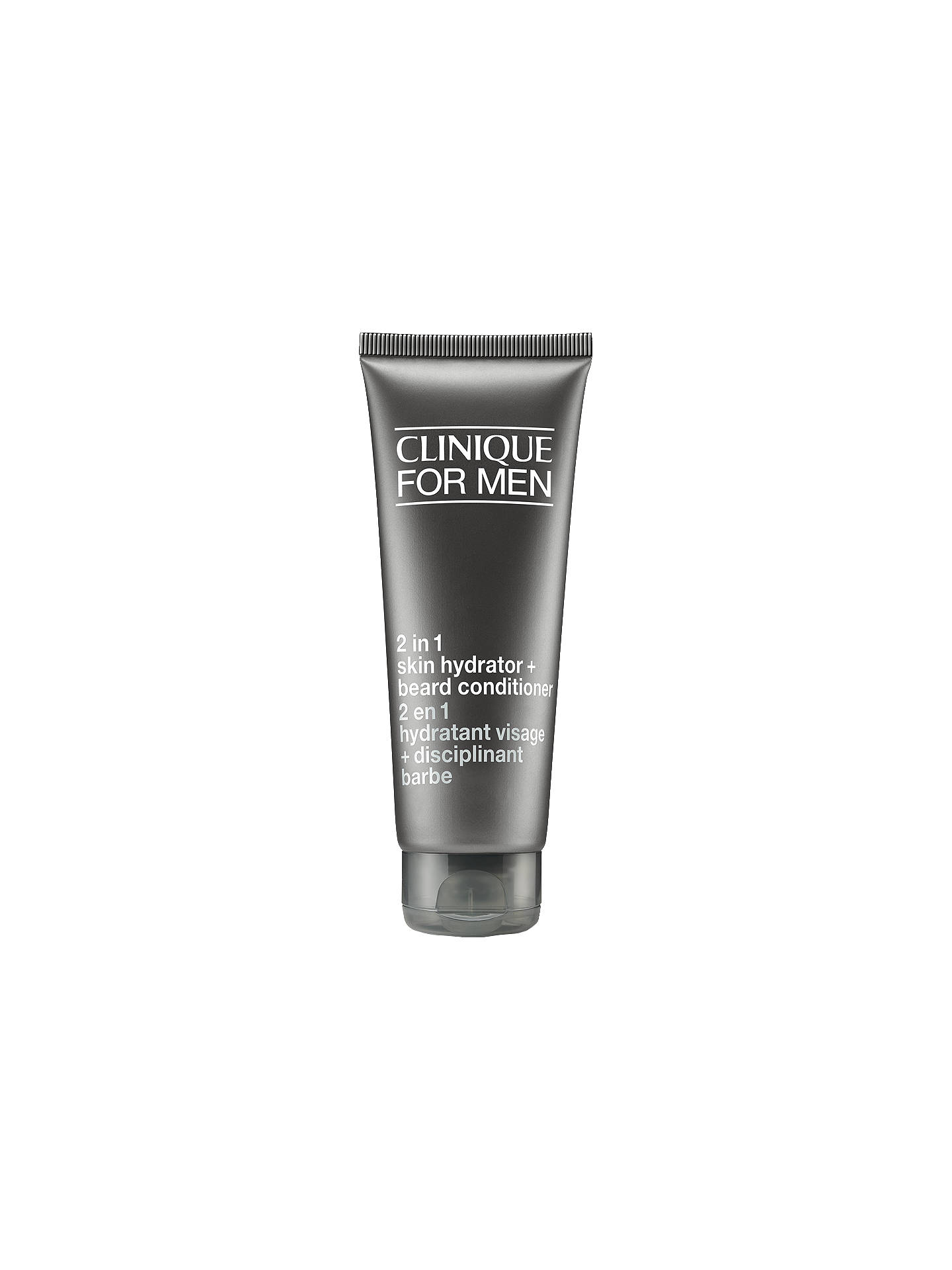 Buy Clinique For Men 2 in 1 Skin Hydrator + Beard Conditioner, 100ml Online at johnlewis.com