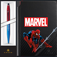 Buy Cross Spiderman Pen & Journal Set Online at johnlewis.com