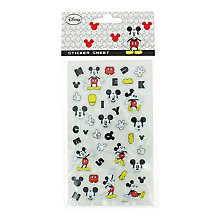 Buy Disney Mickey Mouse Stickers Online at johnlewis.com