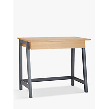 Buy House by John Lewis Cuthbert Desk Online at johnlewis.com