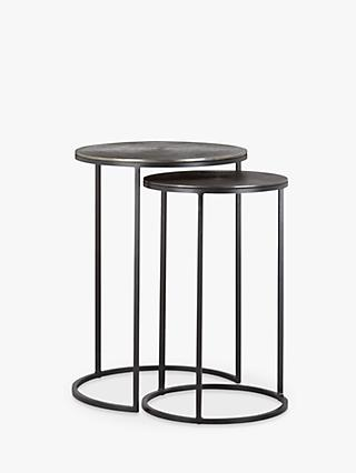 Content by Terence Conran Fusion Round Nest of 2 Tables
