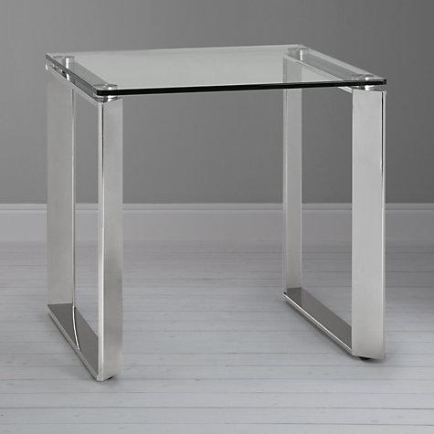 buy john lewis tropez side table john lewis. Black Bedroom Furniture Sets. Home Design Ideas