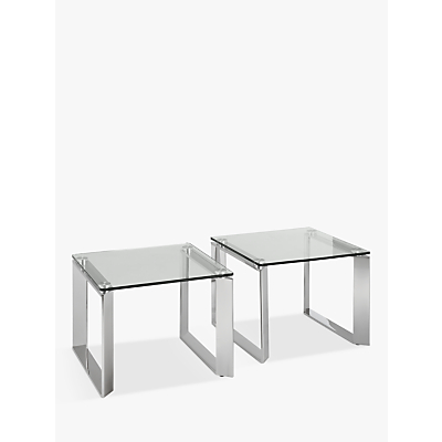 John Lewis & Partners Tropez Small Side Tables, Set of 2