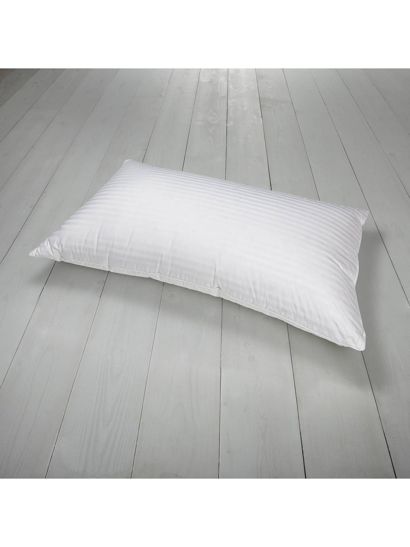 John Lewis Luxury Hungarian Goose Down Standard Pillow