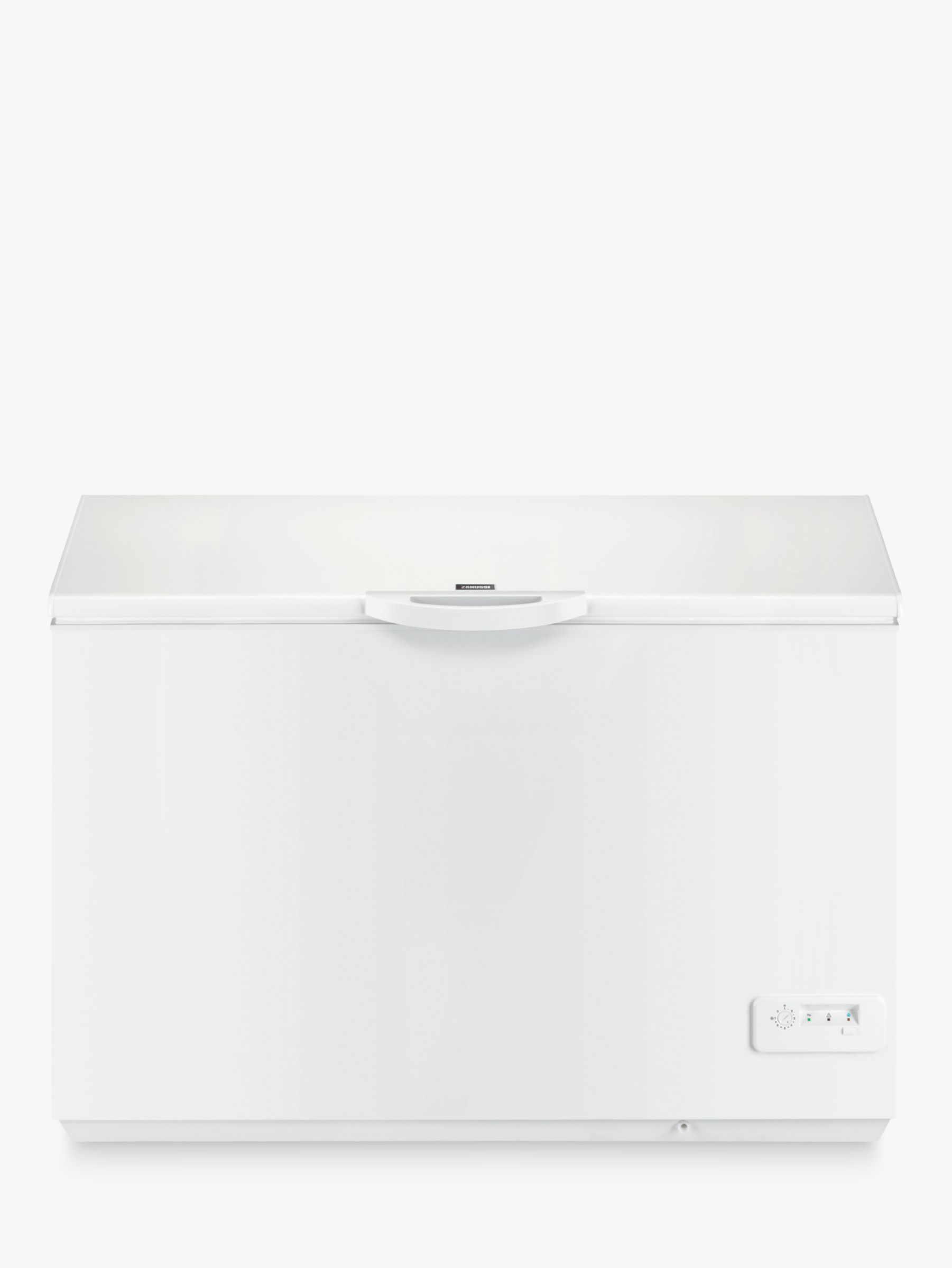 Zanussi Zanussi ZFC41400WA Chest Freezer, A+ Energy Rating, 133cm Wide, White