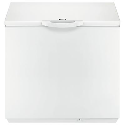 Zanussi ZFC26500WA Chest Freezer, A+ Energy Rating, 94cm Wide, White