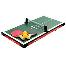 Buy Butterfly Mini Table Tennis Table, Green Online at johnlewis.com