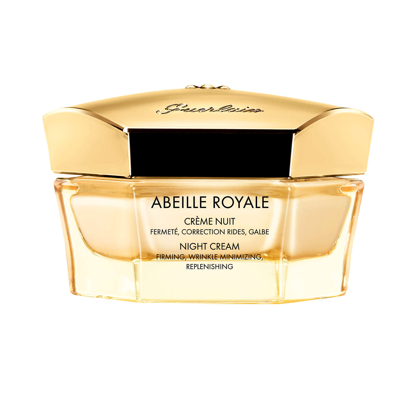 BuyGuerlain Abeille Royale Night Cream, 50ml Online at johnlewis.com