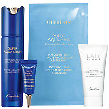 Buy Guerlain Super Aqua-Serum Set Online at johnlewis.com