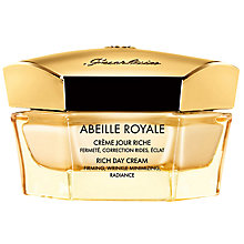 Buy Guerlain Abeille Royale Rich Day Cream, 50ml Online at johnlewis.com