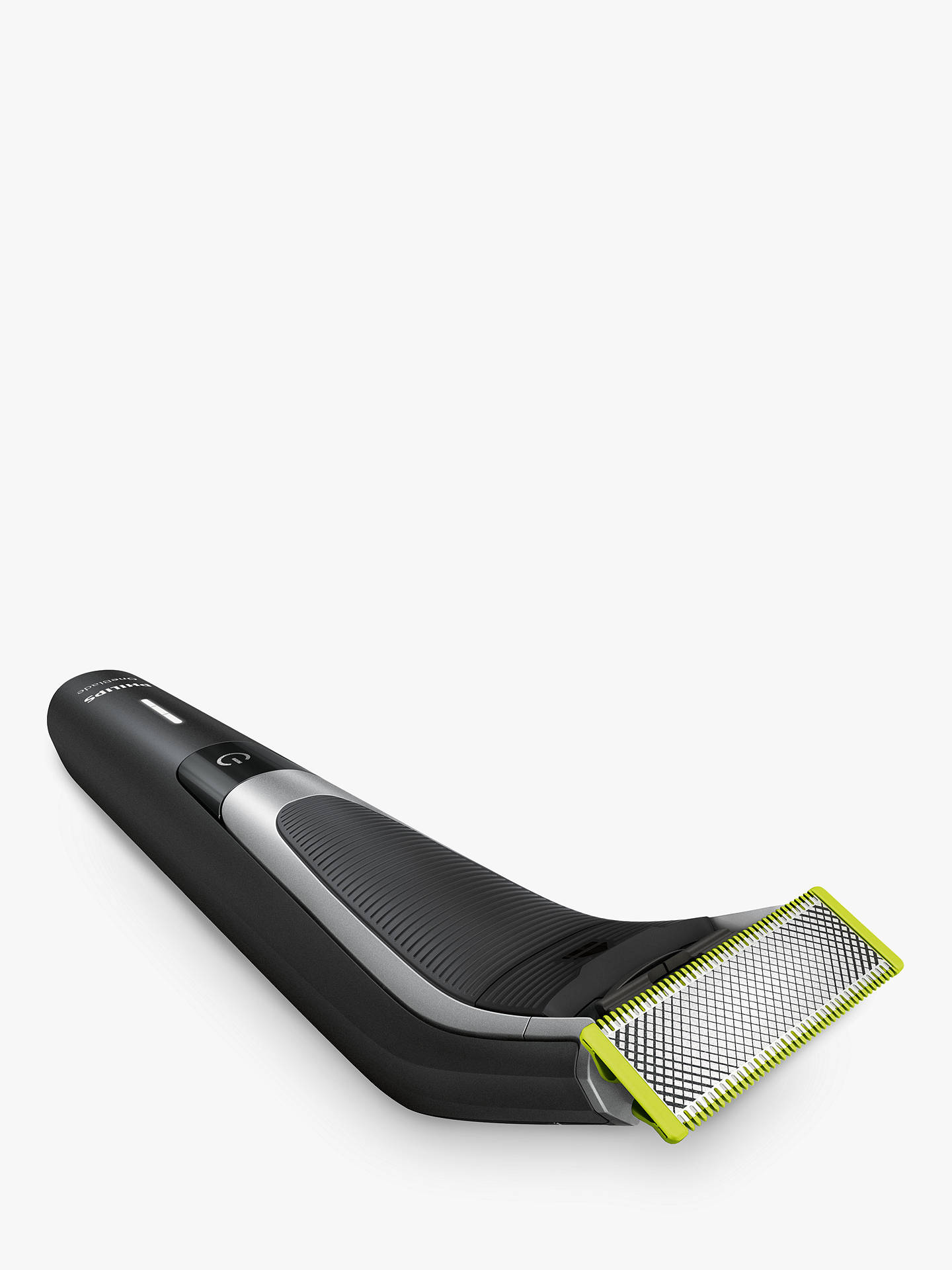 BuyPhilips QP6510/25 OneBlade Pro Styler and Shaver, Black Online at johnlewis.com