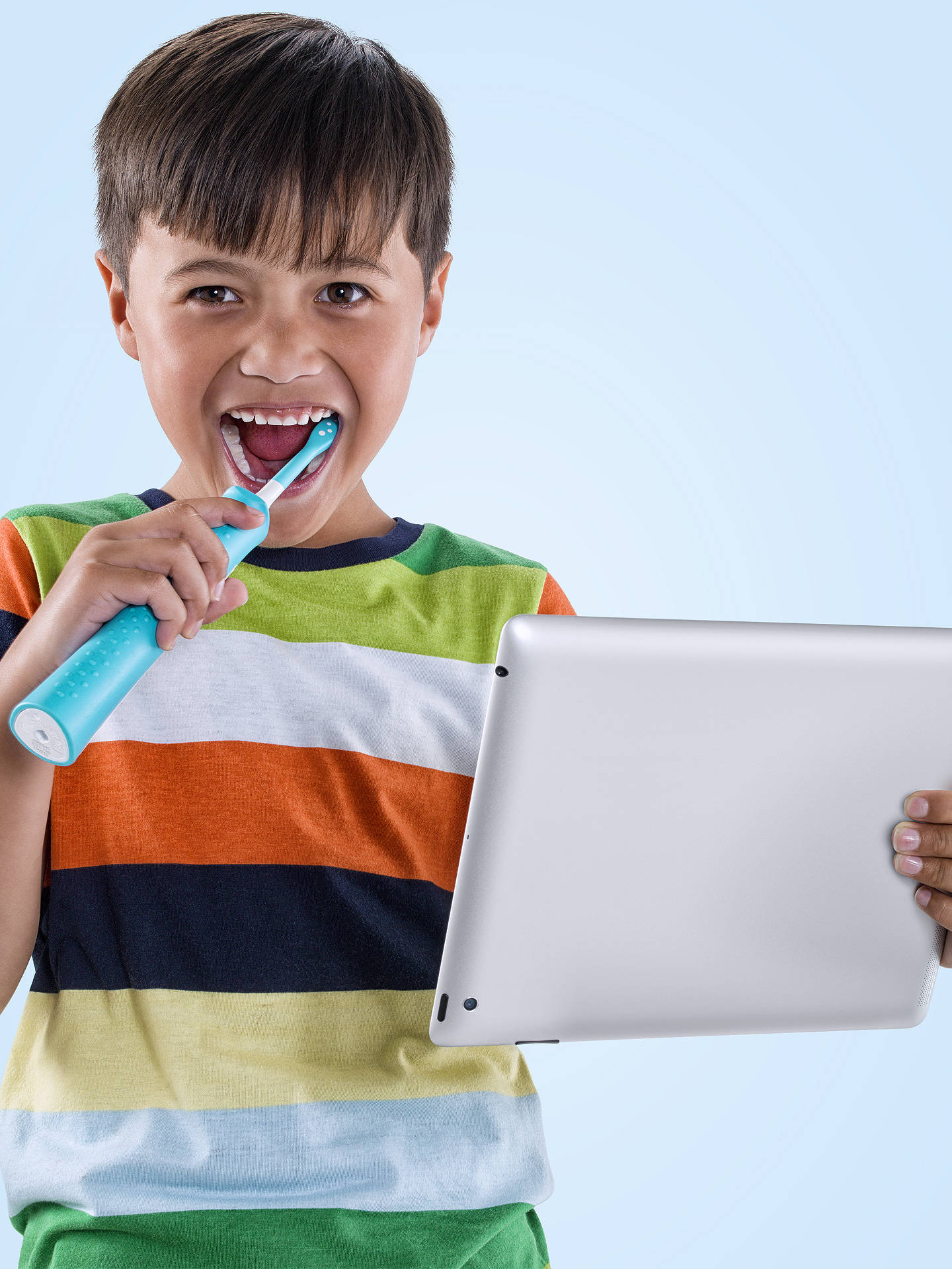 Buy Philips HX6322/04 Sonicare For Kids Bluetooth Connected Electric Toothbrush Online at johnlewis.com