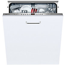 Buy Neff S51M53X2GB Integrated Dishwasher Online at johnlewis.com