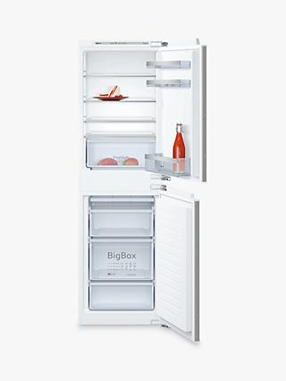 Neff KI5852F30G Integrated Fridge Freezer, A++ Energy Rating, 56cm Wide