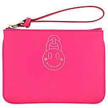 Buy Hill and Friends Happy Mini Clutch Bag Online at johnlewis.com