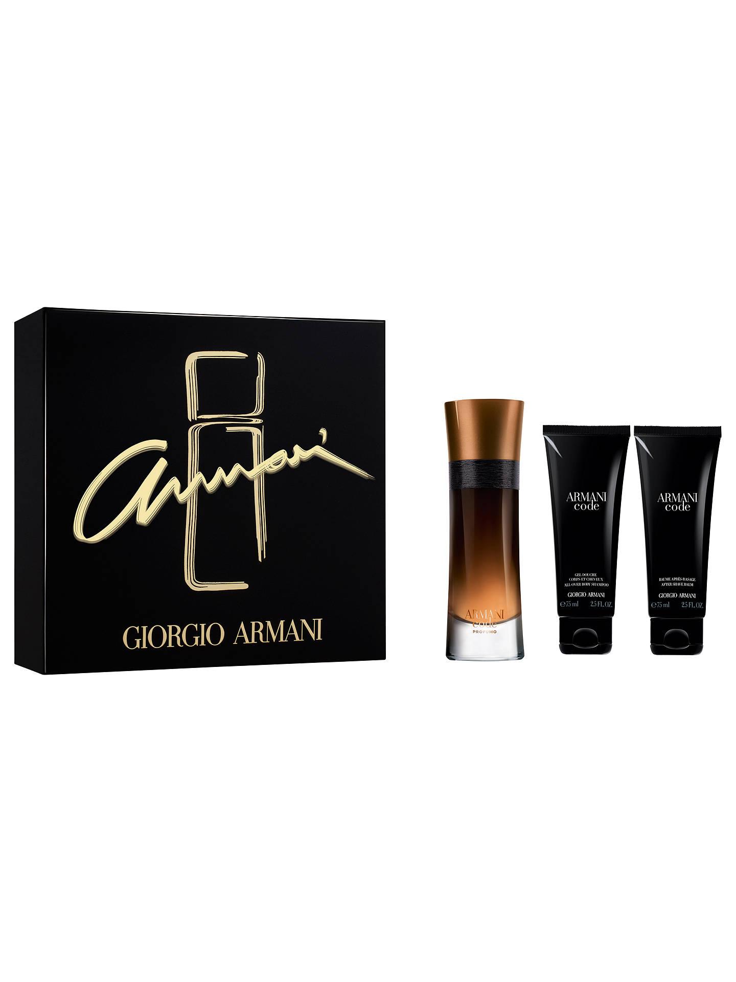 De Parfum Fragrance 60ml Homme Profumo Eau Giorgio Code Armani Gift 6yfgYb7v