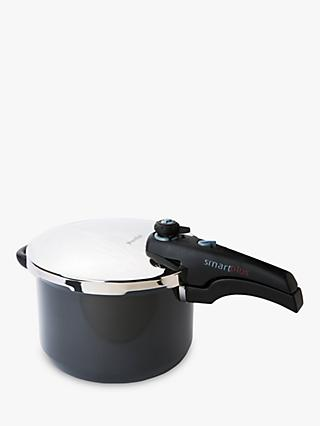 Prestige Smart+ Hard Anodised Pressure Cooker