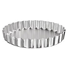 Buy John Lewis Deep Fluted Flan Dish, 28cm Online at johnlewis.com