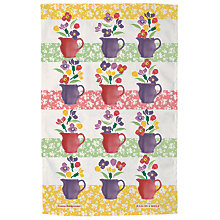 Buy Emma Bridgewater Jugs on a Shelf Tea Towel Online at johnlewis.com
