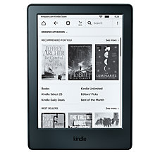 "Buy Amazon Kindle eReader, 6"", Wi-Fi Online at johnlewis.com"