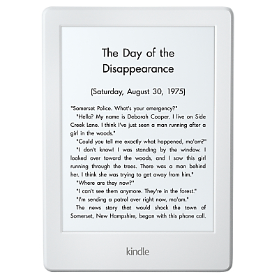Image of Amazon Kindle eReader, 6, Wi-Fi