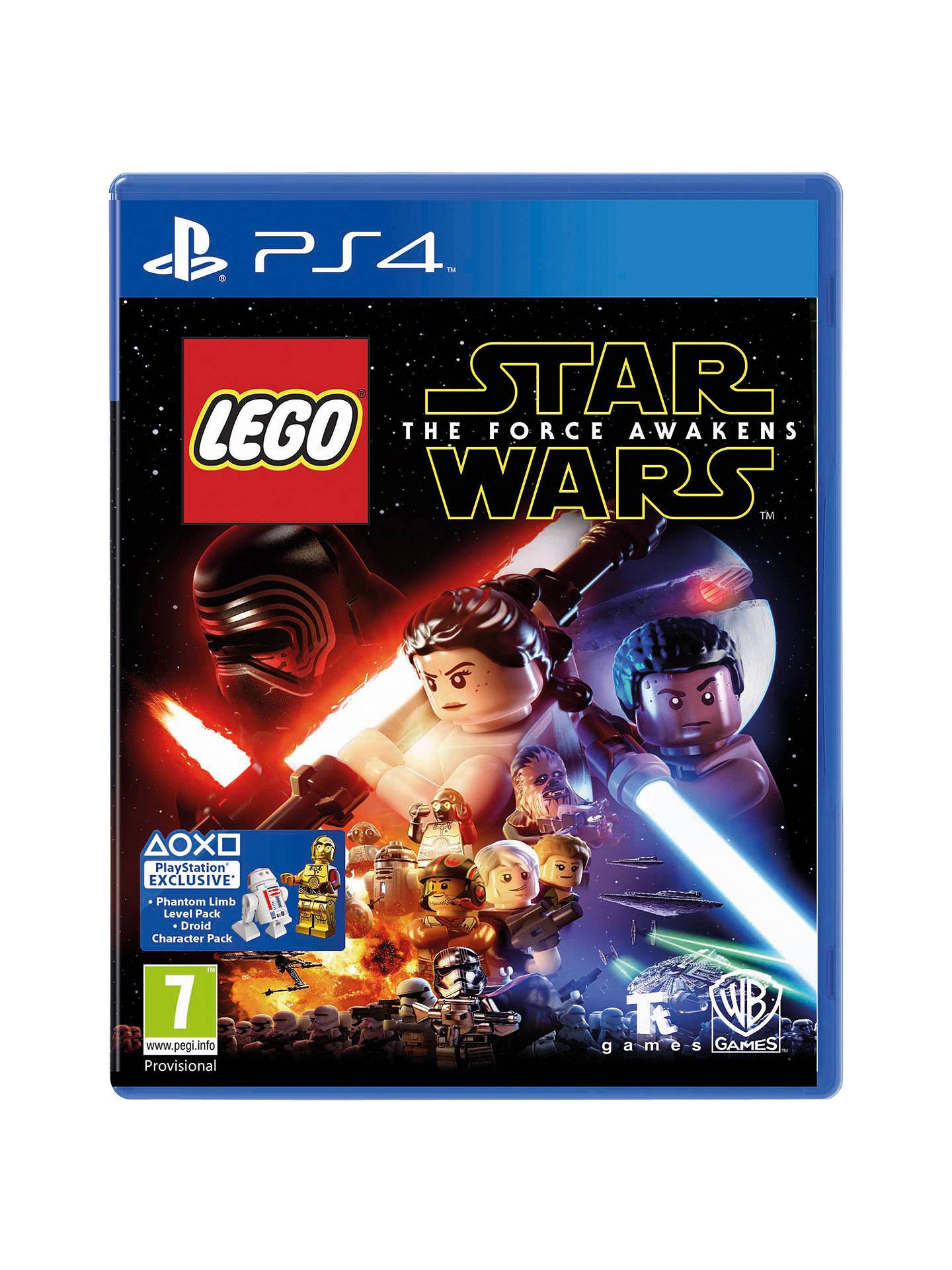 lego star wars the force awakens ps4 at john lewis