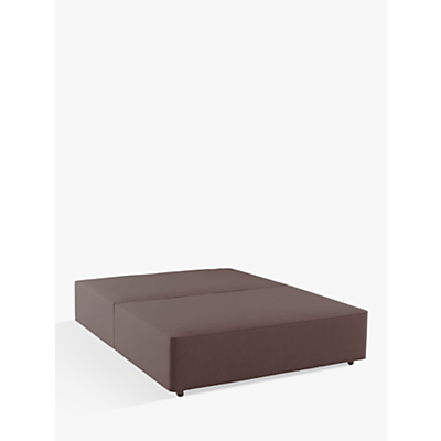 Hypnos Firm Edge Divan Base, Double