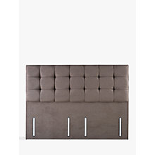 Buy Hypnos Grace Full Depth Headboard, Super King Size Online at johnlewis.com