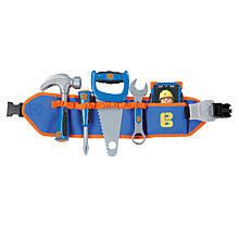 Buy Bob The Builder Smoby Tool Belt Online at johnlewis.com