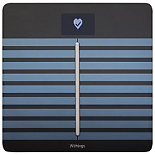 Buy Withings Body Cardio WS-60 Smart Wi-Fi Scale Online at johnlewis.com