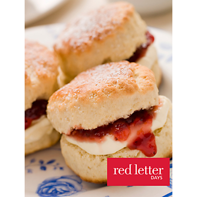 Image of Red Letter Days Brighton Trip and Cream Tea For 2