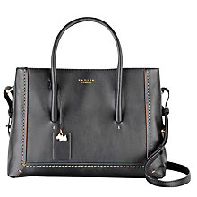 Buy Radley Boundaries Medium Leather Grab Bag Online at johnlewis.com