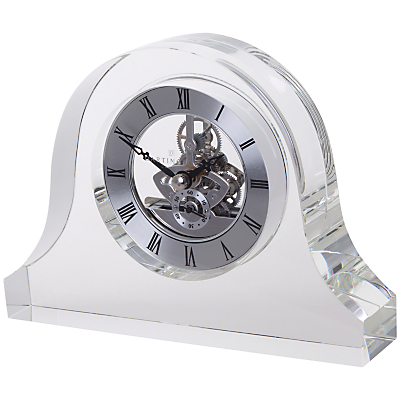 Dartington Crystal Mantle Clock