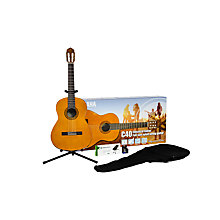 Buy Yamaha C40II Classical Guitar Kit Online at johnlewis.com