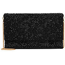 Buy Reiss Minty Beaded Evening Shoulder Bag Online at johnlewis.com